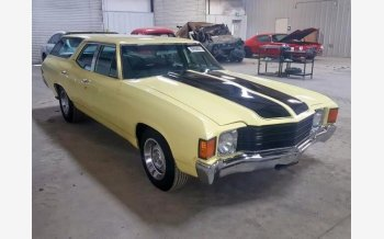 1972 Chevrolet Chevelle for sale 101267800
