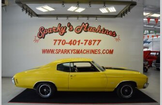 1972 Chevrolet Chevelle for sale 101271134