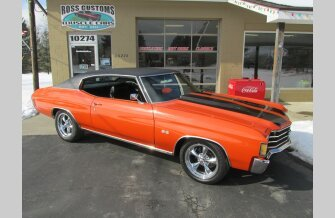 1972 Chevrolet Chevelle for sale 101286040