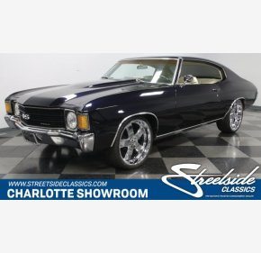 1972 Chevrolet Chevelle for sale 101301398