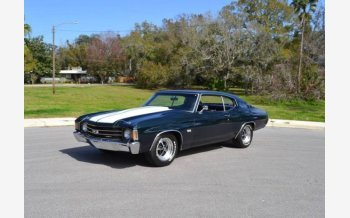 1972 Chevrolet Chevelle for sale 101303057
