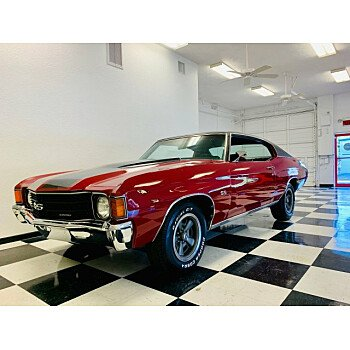 1972 Chevrolet Chevelle for sale 101304579