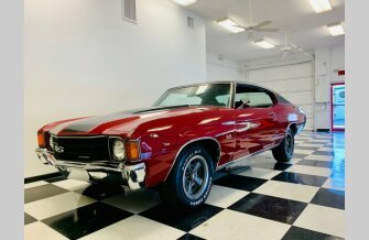 1972 Chevrolet Chevelle for sale 101304579