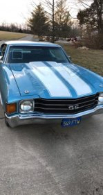 1972 Chevrolet Chevelle for sale 101318331