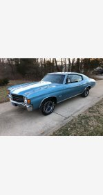 1972 Chevrolet Chevelle Malibu for sale 101318331