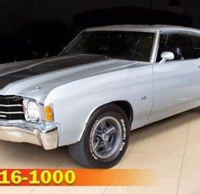1972 Chevrolet Chevelle for sale 101320196
