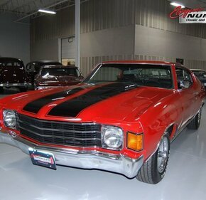 1972 Chevrolet Chevelle for sale 101323243