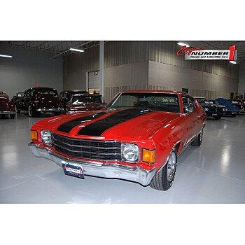 1972 Chevrolet Chevelle for sale 101323243