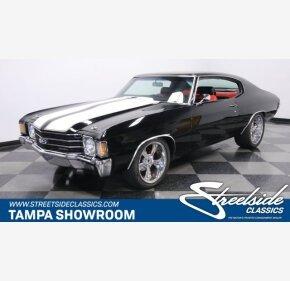 1972 Chevrolet Chevelle for sale 101333616