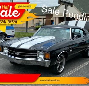 1972 Chevrolet Chevelle for sale 101336423