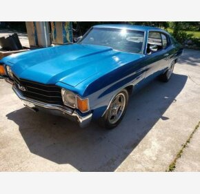 1972 Chevrolet Chevelle for sale 101340125