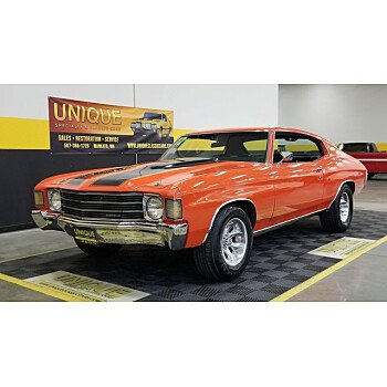 1972 Chevrolet Chevelle for sale 101341782