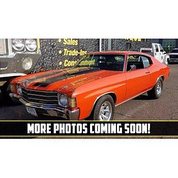 1972 Chevrolet Chevelle for sale 101341782