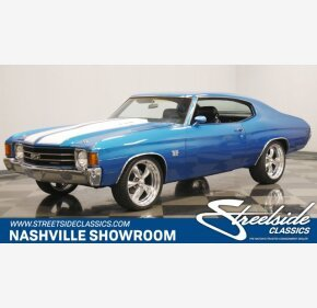 1972 Chevrolet Chevelle for sale 101343372