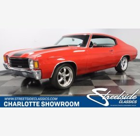 1972 Chevrolet Chevelle for sale 101344227