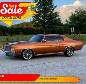 1972 Chevrolet Chevelle for sale 101347362