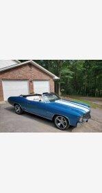 1972 Chevrolet Chevelle Malibu for sale 101347890