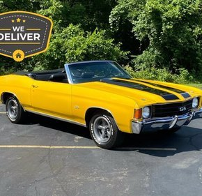 1972 Chevrolet Chevelle for sale 101351507