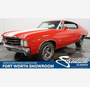 1972 Chevrolet Chevelle SS for sale 101352656