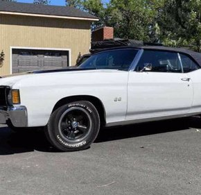 1972 Chevrolet Chevelle for sale 101355210