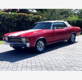 1972 Chevrolet Chevelle for sale 101357044