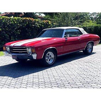 1972 Chevrolet Chevelle for sale 101357044