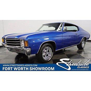 1972 Chevrolet Chevelle Malibu for sale 101366599