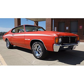 1972 Chevrolet Chevelle for sale 101369373