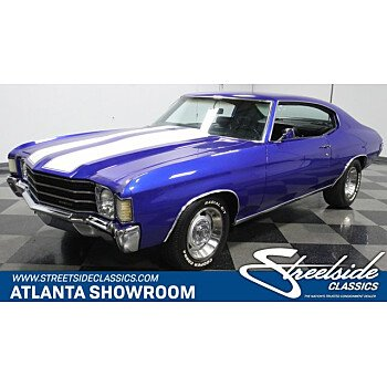 1972 Chevrolet Chevelle Malibu for sale 101369524
