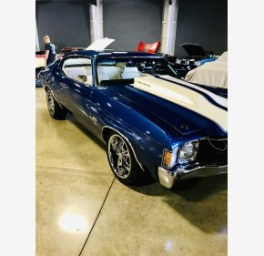 1972 Chevrolet Chevelle SS for sale 101377239