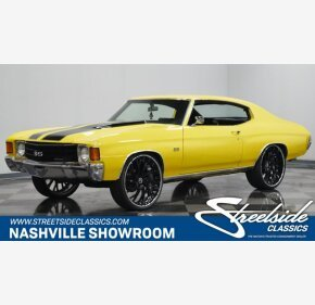 1972 Chevrolet Chevelle for sale 101379247