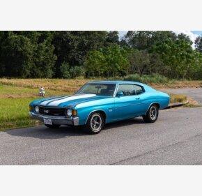 1972 Chevrolet Chevelle for sale 101388364