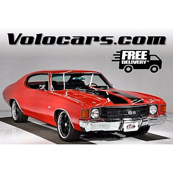 1972 Chevrolet Chevelle SS for sale 101388999