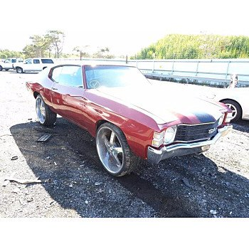 1972 Chevrolet Chevelle for sale 101402683