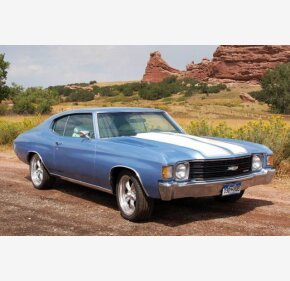 1972 Chevrolet Chevelle for sale 101406659