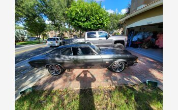 1972 Chevrolet Chevelle SS for sale 101415030