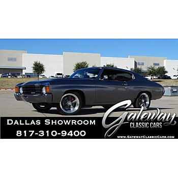 1972 Chevrolet Chevelle for sale 101420156