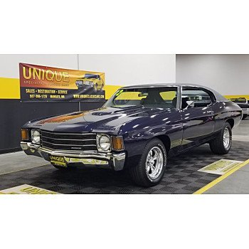 1972 Chevrolet Chevelle for sale 101423164