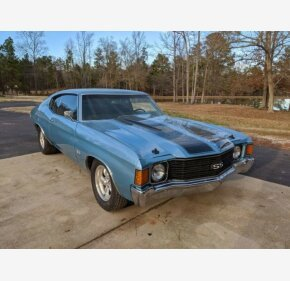 1972 Chevrolet Chevelle for sale 101432765