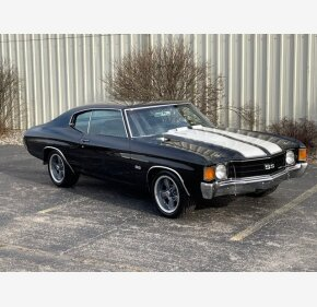 1972 Chevrolet Chevelle SS for sale 101453292