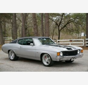 1972 Chevrolet Chevelle SS for sale 101455602