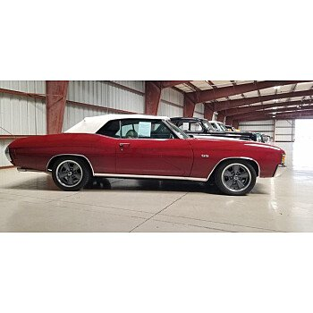1972 Chevrolet Chevelle for sale 101460626