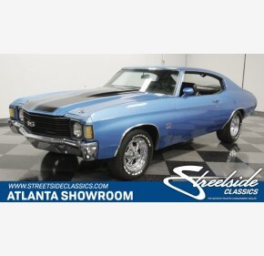 1972 Chevrolet Chevelle Malibu for sale 101465998