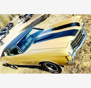 1972 Chevrolet Chevelle for sale 101470188