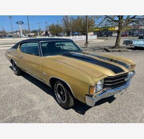 1972 Chevrolet Chevelle SS for sale 101489622