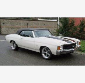1972 Chevrolet Chevelle SS for sale 101489702