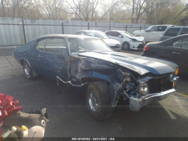 1972 Chevrolet Chevelle for sale 101497758