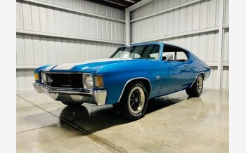 1972 Chevrolet Chevelle for sale 101500279