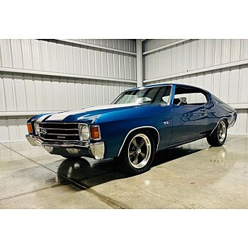 1972 Chevrolet Chevelle for sale 101506144