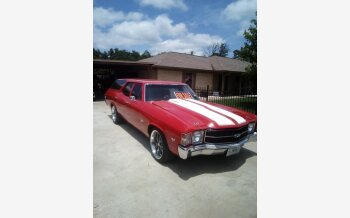 1972 Chevrolet Chevelle SS for sale 101550739